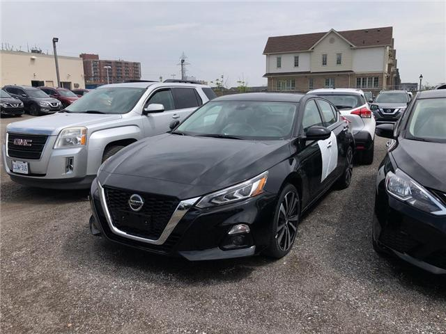2019 Nissan Altima 2.5 Platinum (Stk: KN311004) in Whitby - Image 1 of 5
