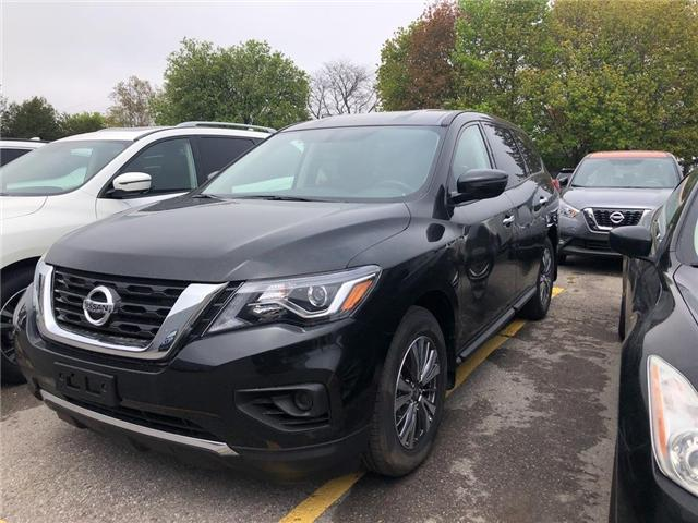 2019 Nissan Pathfinder S (Stk: KC604196) in Whitby - Image 1 of 5
