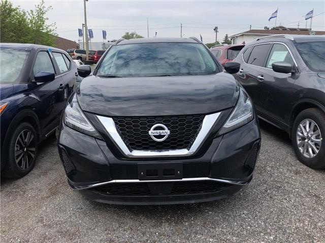 2019 Nissan Murano SV (Stk: KN107810) in Whitby - Image 2 of 5