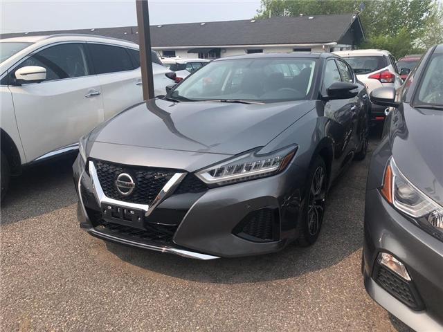 2019 Nissan Maxima SL (Stk: KC368267) in Whitby - Image 1 of 4