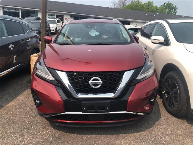 2019 Nissan Murano Platinum (Stk: KN108534) in Whitby - Image 2 of 5