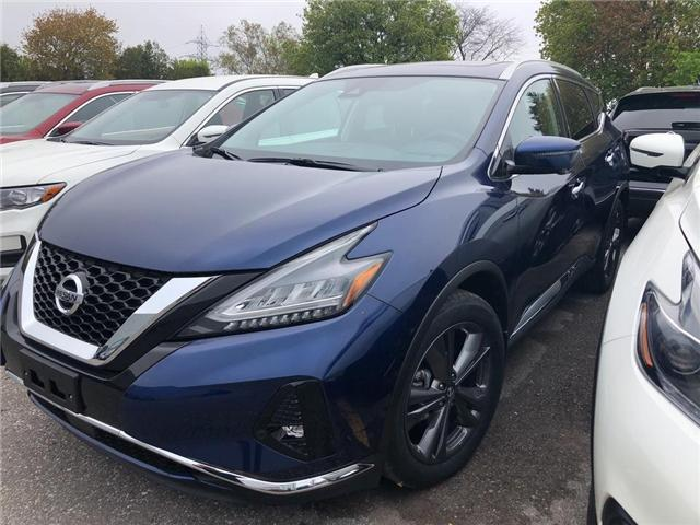 2019 Nissan Murano Platinum (Stk: KN108930) in Whitby - Image 1 of 5