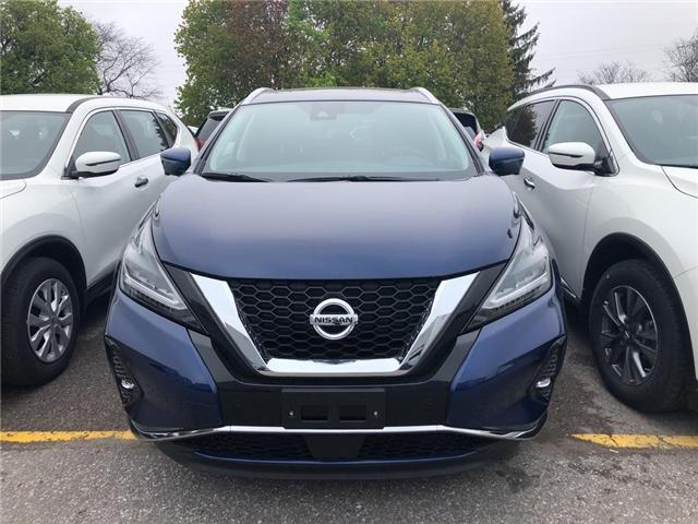 2019 Nissan Murano Platinum (Stk: KN108930) in Whitby - Image 2 of 5