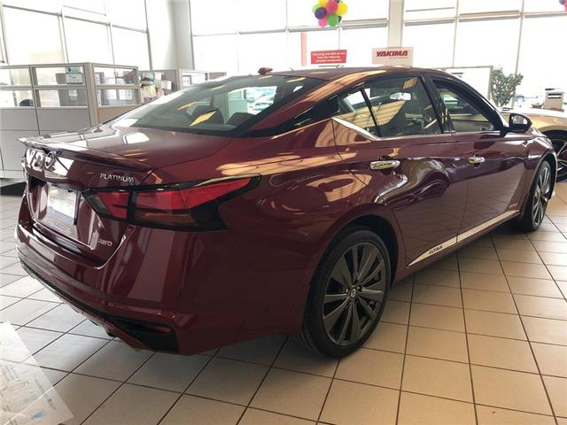 2019 Nissan Altima 2.5 Edition ONE (Stk: KN306965) in Whitby - Image 4 of 5