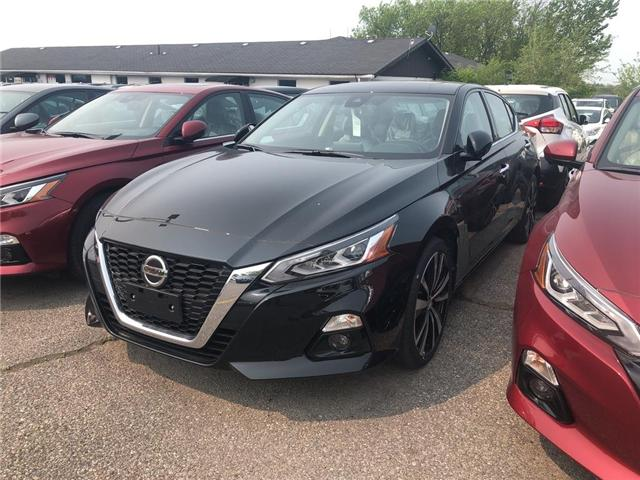 2019 Nissan Altima 2.5 Platinum (Stk: KN319353) in Whitby - Image 1 of 4