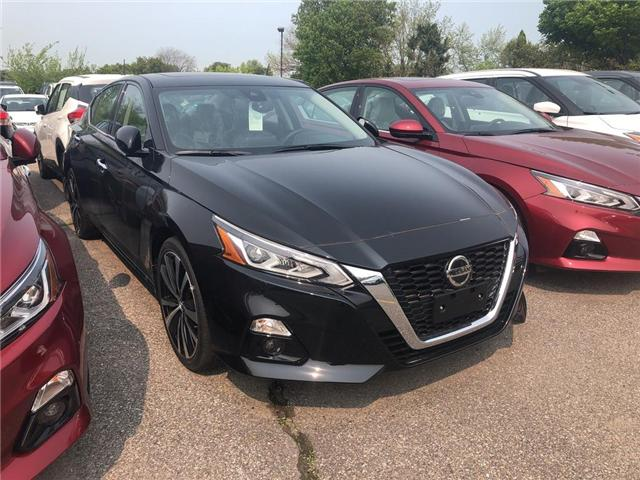 2019 Nissan Altima 2.5 Platinum (Stk: KN319353) in Whitby - Image 3 of 4