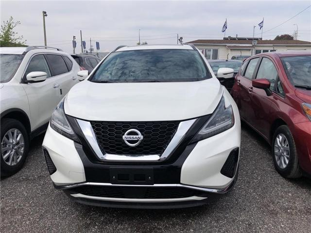 2019 Nissan Murano SV (Stk: KN114852) in Whitby - Image 2 of 5