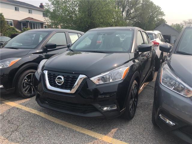 2019 Nissan Kicks SV (Stk: KL497856) in Whitby - Image 1 of 5