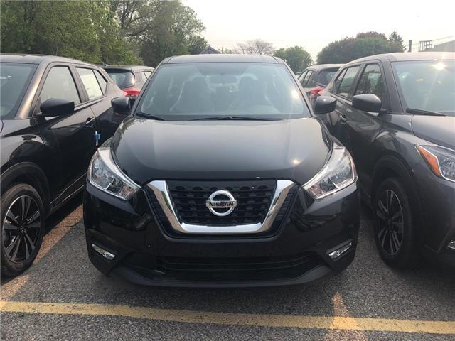 2019 Nissan Kicks SV (Stk: KL497856) in Whitby - Image 2 of 5