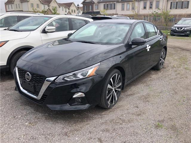 2019 Nissan Altima 2.5 Platinum (Stk: KN319500) in Whitby - Image 1 of 5