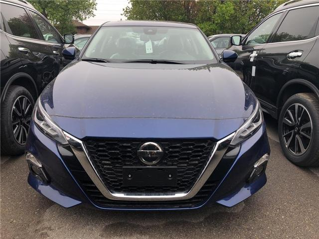 2019 Nissan Altima 2.5 Platinum (Stk: KN319537) in Whitby - Image 2 of 5