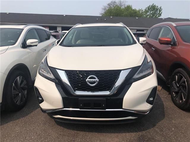 2019 Nissan Murano SL (Stk: KN115832) in Whitby - Image 2 of 4