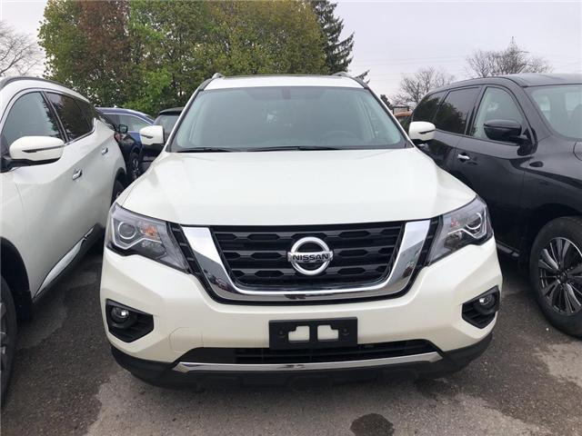 2019 Nissan Pathfinder Platinum (Stk: KC599824) in Whitby - Image 2 of 4