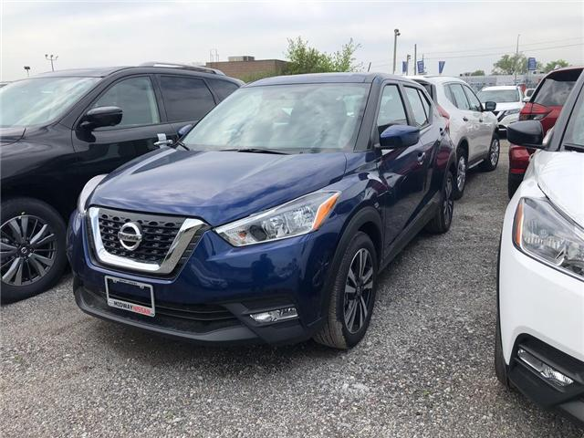 2019 Nissan Kicks SV (Stk: KL485233) in Whitby - Image 1 of 4