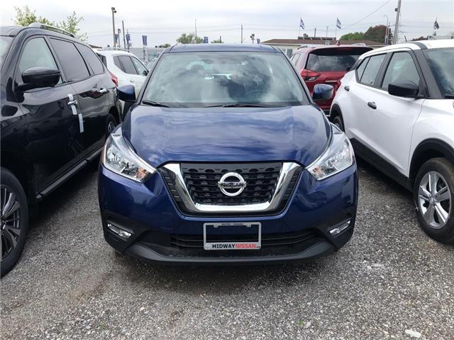 2019 Nissan Kicks SV (Stk: KL485233) in Whitby - Image 2 of 4