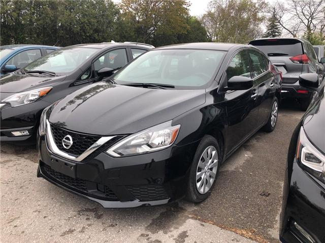 2019 Nissan Sentra 1.8 SV (Stk: KY227832) in Whitby - Image 1 of 5