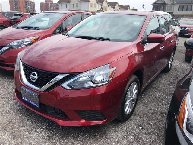 2019 Nissan Sentra 1.8 SV (Stk: KY286063) in Whitby - Image 1 of 5