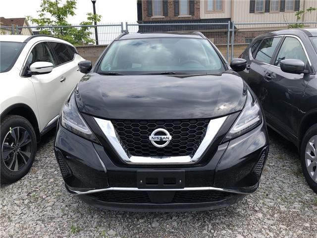 2019 Nissan Murano S (Stk: KN108611) in Whitby - Image 2 of 5