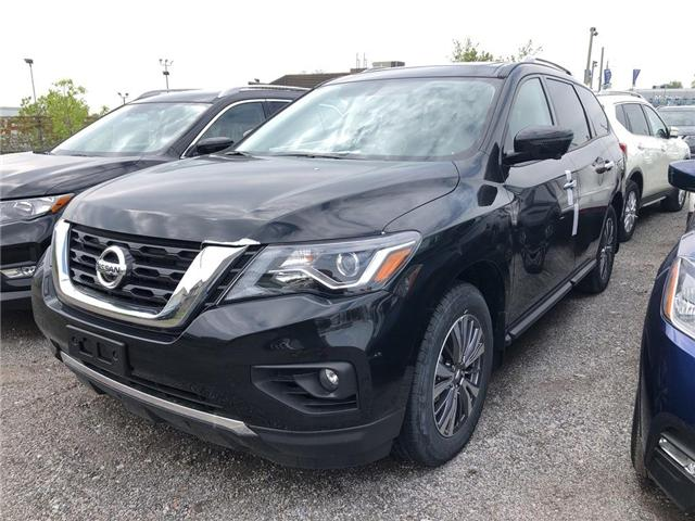 2019 Nissan Pathfinder SL Premium (Stk: KC603692) in Whitby - Image 1 of 5