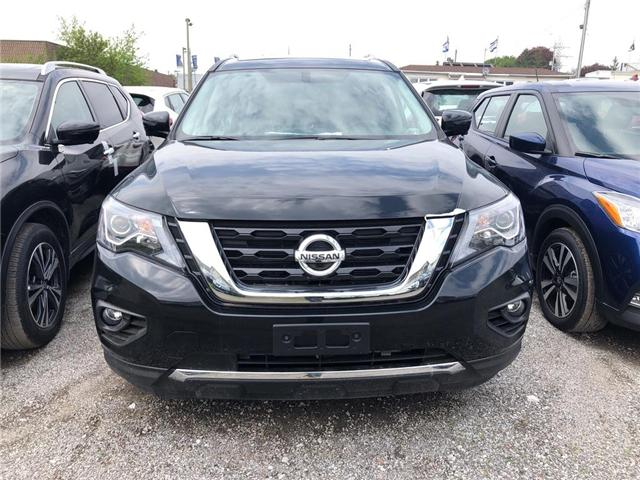 2019 Nissan Pathfinder SL Premium (Stk: KC603692) in Whitby - Image 2 of 5