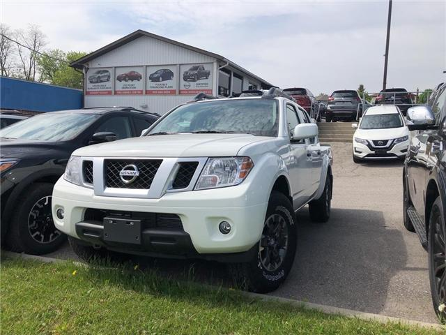 2019 Nissan Frontier PRO-4X (Stk: KN745811) in Whitby - Image 1 of 5