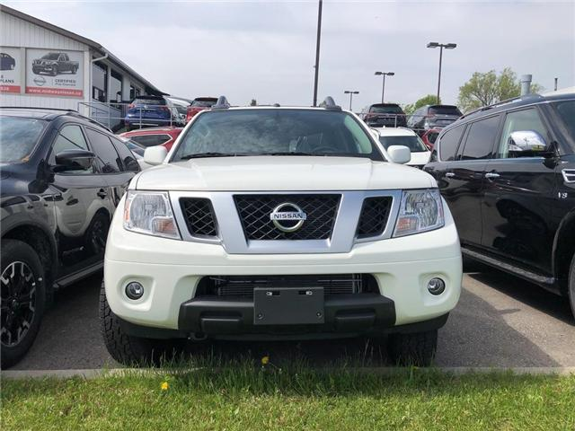 2019 Nissan Frontier PRO-4X (Stk: KN745811) in Whitby - Image 2 of 5