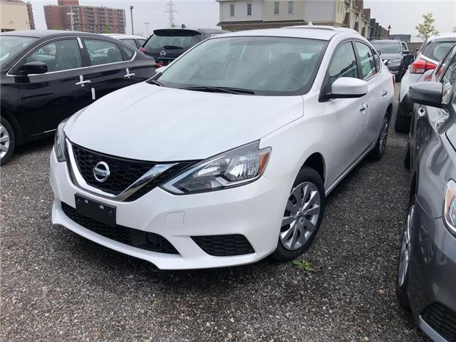 2019 Nissan Sentra 1.8 SV (Stk: KY283416) in Whitby - Image 1 of 5