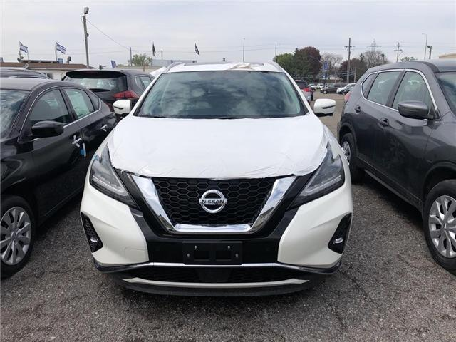 2019 Nissan Murano SL (Stk: KN121393) in Whitby - Image 2 of 4