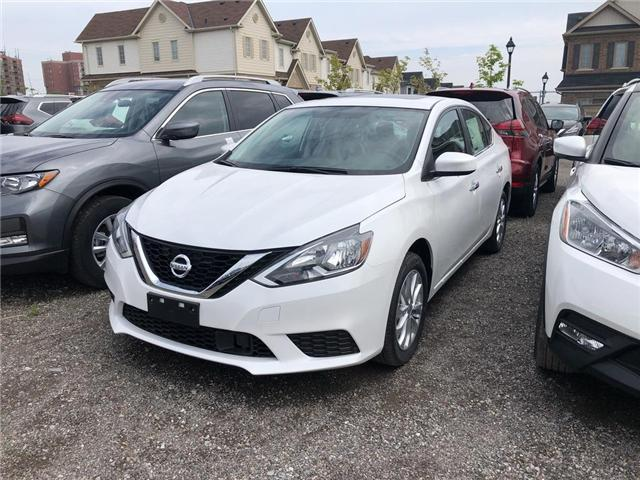 2019 Nissan Sentra 1.8 SV (Stk: KY322432) in Whitby - Image 1 of 4