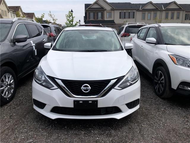 2019 Nissan Sentra 1.8 SV (Stk: KY322432) in Whitby - Image 2 of 4