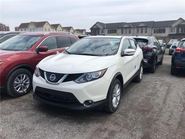 2019 Nissan Qashqai SV (Stk: KW222565) in Whitby - Image 1 of 5
