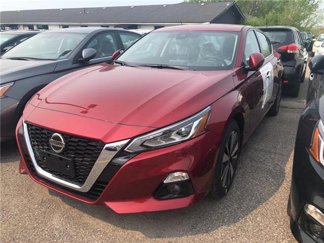 2019 Nissan Altima 2.5 SV (Stk: KN326367) in Whitby - Image 1 of 4