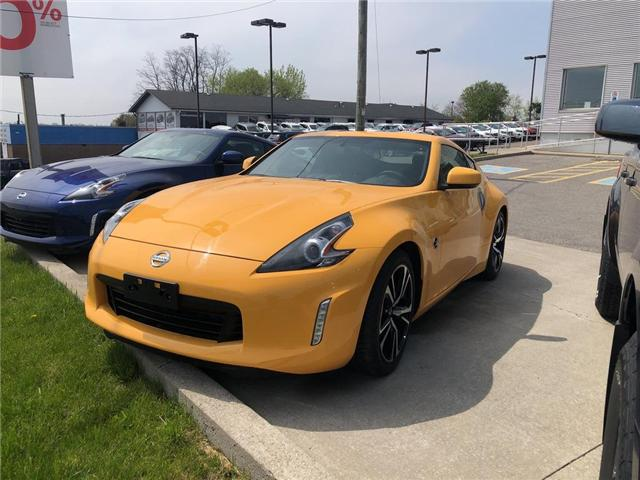 2020 Nissan 370Z Sport (Stk: LM820064) in Whitby - Image 1 of 5