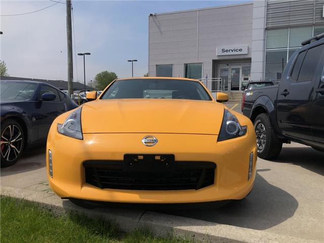2020 Nissan 370Z Sport (Stk: LM820064) in Whitby - Image 2 of 5