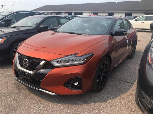 2019 Nissan Maxima SR (Stk: KC377049) in Whitby - Image 1 of 5