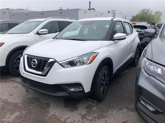 2019 Nissan Kicks SV (Stk: KL492838) in Whitby - Image 1 of 5