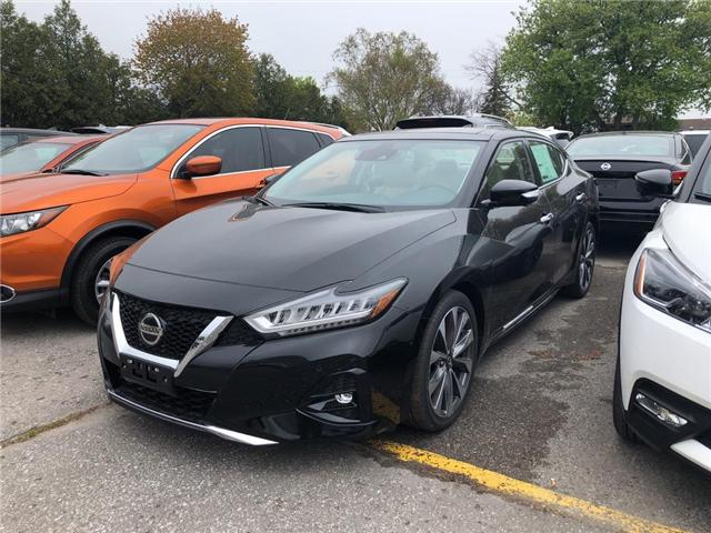 2019 Nissan Maxima Platinum (Stk: KC377267) in Whitby - Image 1 of 5