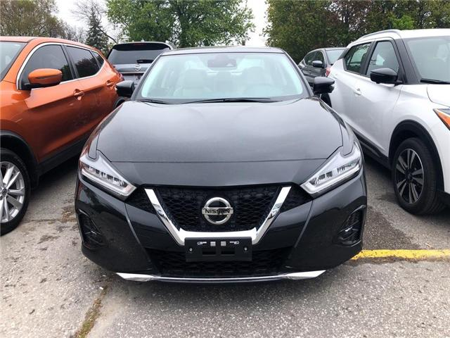 2019 Nissan Maxima Platinum (Stk: KC377267) in Whitby - Image 2 of 5