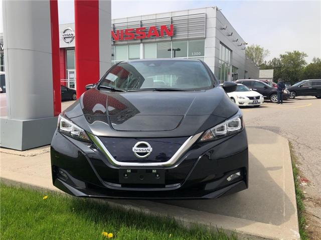 2019 Nissan LEAF  (Stk: KC314042) in Whitby - Image 2 of 5