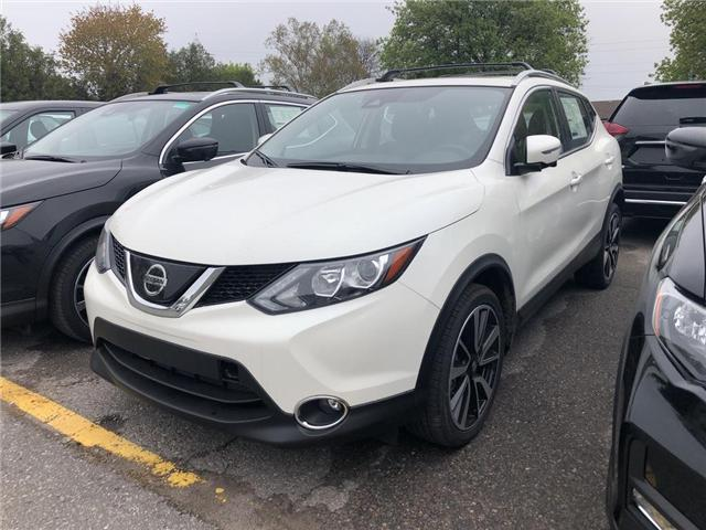 2019 Nissan Qashqai SL (Stk: KW322710) in Whitby - Image 1 of 5