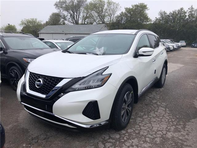 2019 Nissan Murano S (Stk: KN138050) in Whitby - Image 1 of 4