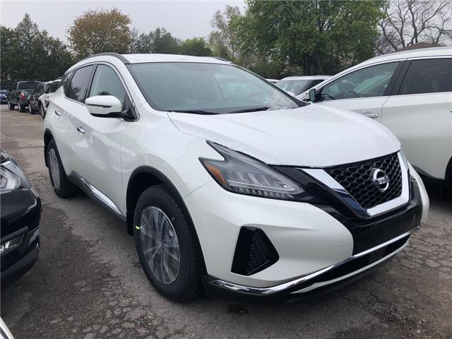 2019 Nissan Murano S (Stk: KN138050) in Whitby - Image 2 of 4