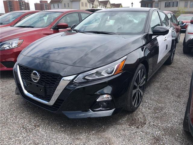 2019 Nissan Altima 2.5 Platinum (Stk: KN327655) in Whitby - Image 1 of 5