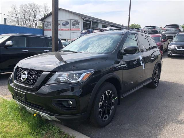 2019 Nissan Pathfinder SL Premium (Stk: KC632123) in Whitby - Image 1 of 5