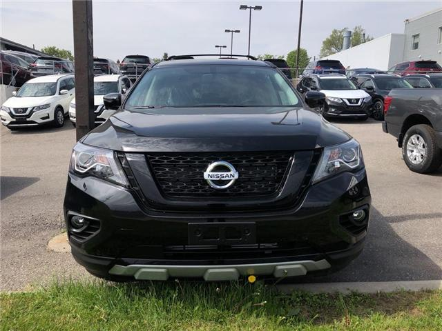 2019 Nissan Pathfinder SL Premium (Stk: KC632123) in Whitby - Image 2 of 5