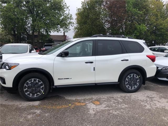 2019 Nissan Pathfinder SL Premium (Stk: KC633553) in Whitby - Image 2 of 5