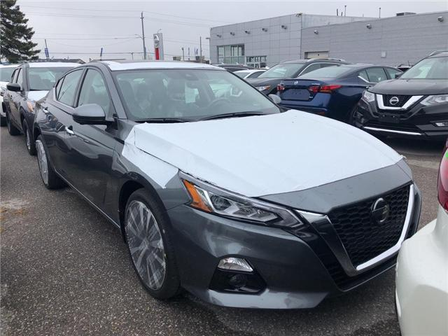 2019 Nissan Altima 2.5 Platinum (Stk: KN327533) in Whitby - Image 2 of 5