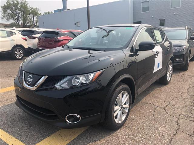 2019 Nissan Qashqai SV (Stk: KW227680) in Whitby - Image 1 of 5