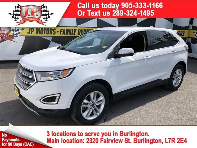 2016 Ford Edge SEL (Stk: 46278) in Burlington - Image 1 of 24