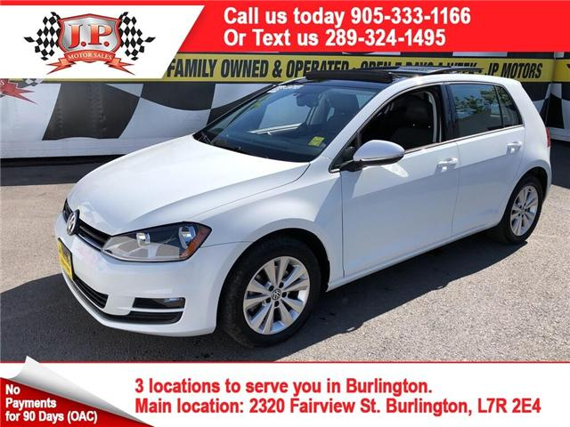 2015 Volkswagen Golf Highline (Stk: 46971) in Burlington - Image 1 of 25